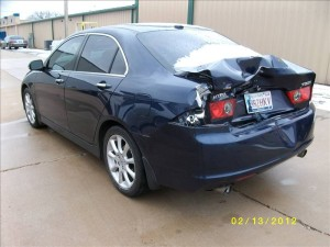 Collision Repair by Tim's Body Worx of Guthrie, OK